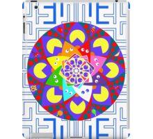 Pac-Mandala iPad Case/Skin