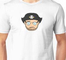 Channel Logo - White Background Unisex T-Shirt