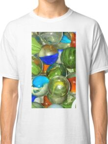 World's Marbles Classic T-Shirt
