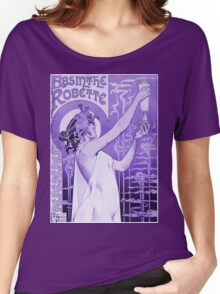 Robette In Lavender Women's Relaxed Fit T-Shirt