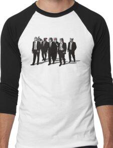 Reservoir Bots  Men's Baseball ¾ T-Shirt