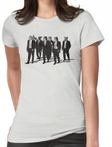 Reservoir Bots  Womens Fitted T-Shirt