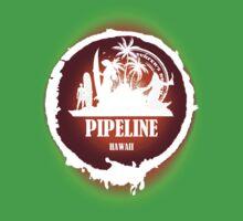 Pipeline Surfers Paradise Hawaii by 3vanjava
