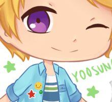 Mystic Messenger Yoosung Chibi Sticker