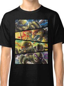 TMNT - Turtle Power Classic T-Shirt