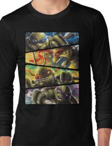 TMNT - Turtle Power Long Sleeve T-Shirt