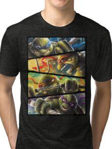 TMNT - Turtle Power Tri-blend T-Shirt