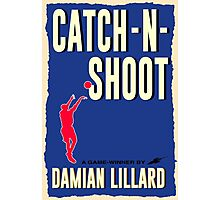 Catch-N-Shoot (Damian Lillard) Photographic Print