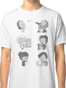 GOOD TIMES WITH SCIENCE Classic T-Shirt