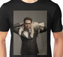 seth rogen and goat  Unisex T-Shirt