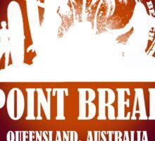 Go Get Wild Beach Sticker