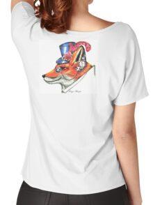 Mr Fenton Fox Women's Relaxed Fit T-Shirt