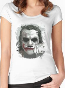 The Joke ! Women's Fitted Scoop T-Shirt