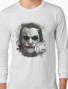 The Joke ! Long Sleeve T-Shirt
