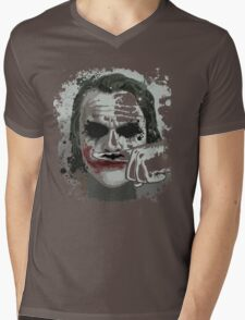 The Joke ! Mens V-Neck T-Shirt