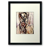 Desolation Framed Print