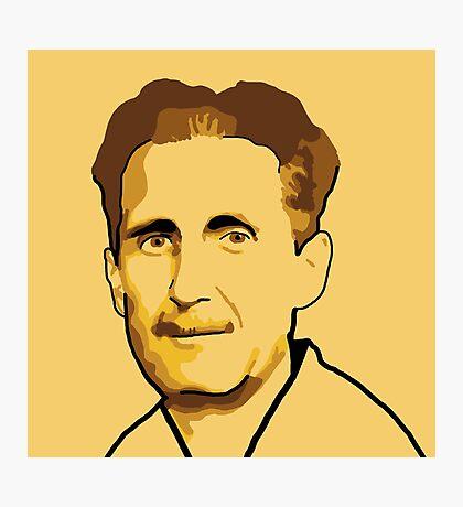 George Orwell Photographic Print