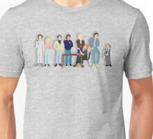 Taxi Cast Unisex T-Shirt