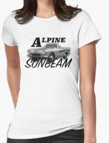 ALPINE SUNBEAM Womens Fitted T-Shirt