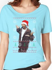Snoop Christmas Women's Relaxed Fit T-Shirt