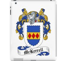 McKerrell iPad Case/Skin