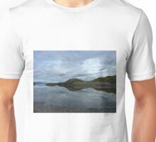 Cloudy day at sea Unisex T-Shirt