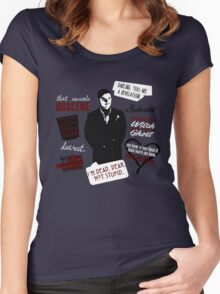 Mr. March Women's Fitted Scoop T-Shirt