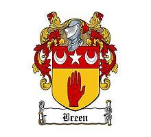 Breen (Kerry)  by HaroldHeraldry