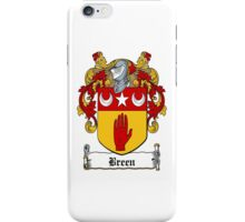 Breen (Kerry)  iPhone Case/Skin