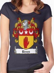 Breen (Kerry)  Women's Fitted Scoop T-Shirt