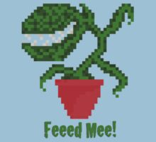 Audrey II (Little Shop of Horrors) Baby Tee