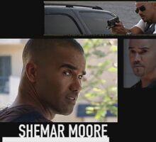 Shemar Moore- Season 9 Sticker