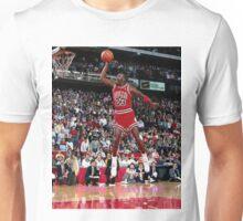hd basketball artwork Unisex T-Shirt