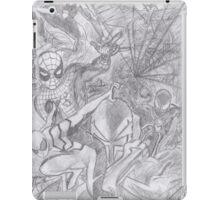 Spider-Man Suits iPad Case/Skin