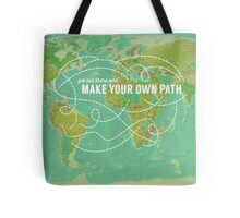 Make Your Own Path Tote Bag