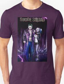 HARLEY Quinn & The Joker  Unisex T-Shirt