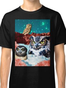Kindly Owl Gods of the Red Mesa Classic T-Shirt