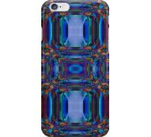 Blue Gems iPhone Case/Skin