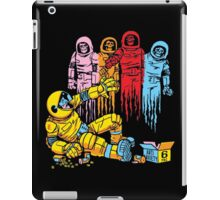 THE MADNESS OF MISSION 6 iPad Case/Skin