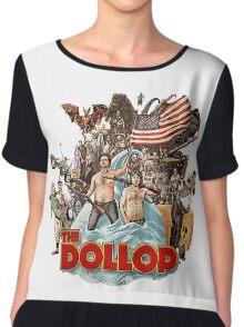 the dollop Chiffon Top