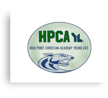 HPCA Canvas Print