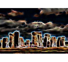 Stonehenge Magic Photographic Print