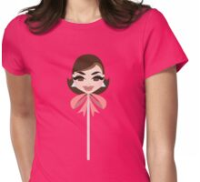 Lisa Rinna  Womens Fitted T-Shirt