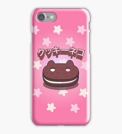 Steven Universe - Cookie Cat (Japanese) iPhone Case/Skin