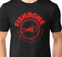 Fishbone The Reality Of My Surroundings Unisex T-Shirt