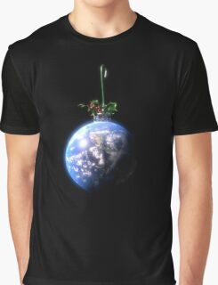 Christmas World Graphic T-Shirt