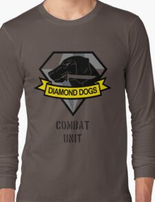 DD COMBAT Long Sleeve T-Shirt
