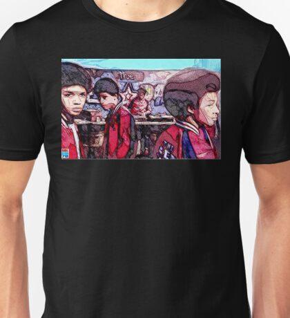 Shaolin's Fantastic Four Unisex T-Shirt