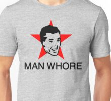 Man Whore Unisex T-Shirt