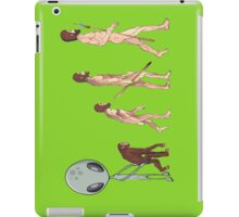Human Evolution iPad Case/Skin